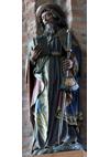 Jakobus - Sohn des Zebedäus – in St. Aldegundis, Emmerich