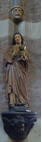 Johannes - Sohn des Zebedäus – in St. Aldegundis, Emmerich