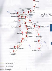 Wege am Niederrhein